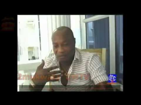 Interview De Koffi Olomide Avant Koffi Chante Tchatcho video