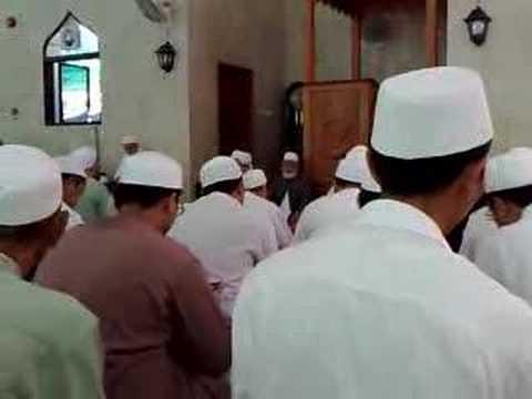 Maulid Al-Habsyi - Haul Sheikh Umar Al-Khatib Part 1