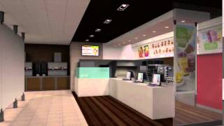 McDonald's Front Counter Re-Design