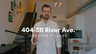 SOLD! Winnipeg Condo For Sale - 404-511 River Ave - Bobby L. Wall