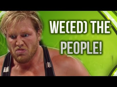 0 WWE   Jack Swagger Arrested for DUI/Weed Possession! (Weed The People)