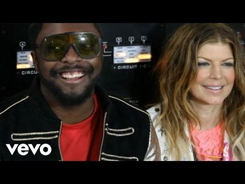 The Black Eyed Peas - The Time (Dirty Bit) (Behind The Scenes)