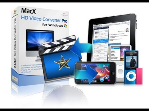 Macx Hd Video Converter Pro For Windows Giveaway & Review video