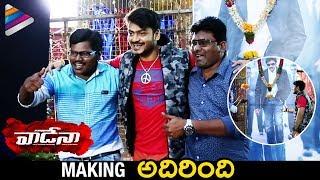 Vadena Movie MAKING   Shiv Tandel   Neha Deshpande   Latest 2018 Telugu Movies   Telugu Filmnagar
