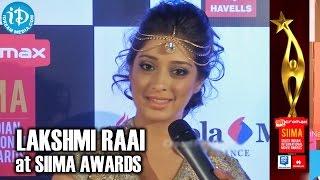 Lakshmi Rai Talks about SIIMA 2014 Awards, Malaysia