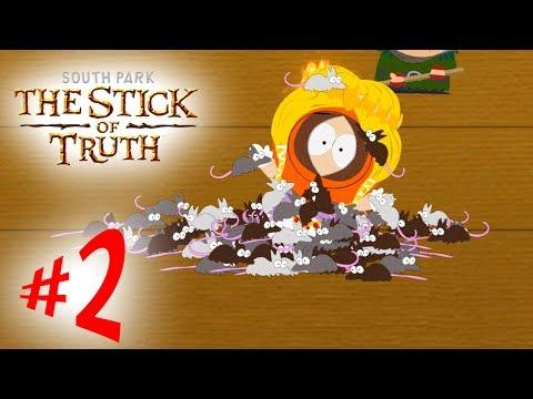 South Park : The Stick of Truth - Parte 2: USEI O BOTÃO DIREITO [ Legendado em PT-BR - Playthrough ]