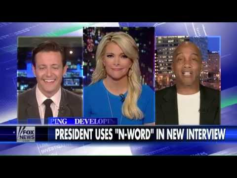 Megyn Kelly on Obama dropping N-Word on Radio Show after South Carolina Church Shootings