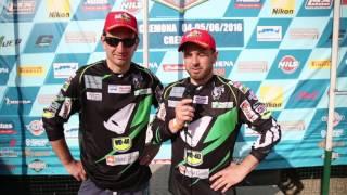 Campionato Italiano Sidecarcross FMI 2016: Intervista Marco Ceresa