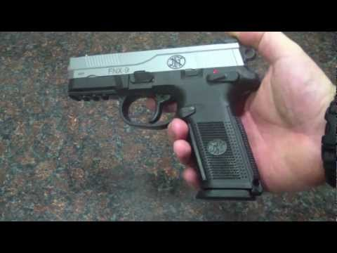 FN FNX-9 Review & Range Report