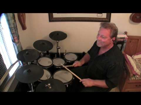 Glad All Over | Bits and Pieces - Dave Clark Five (Drum Cover) British Invasion series no. 9
