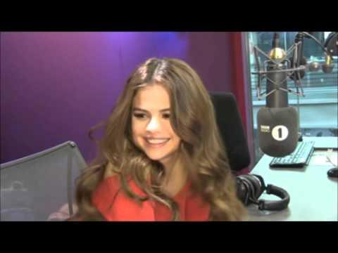 Selena Gomez Grimmy BBC Radio 1 2016
