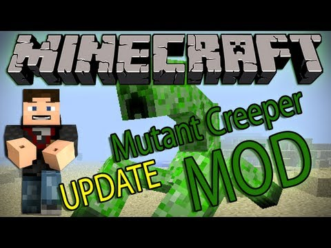 Mutant Creatures Mod Review by lilethan000