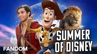 Inside Disney's Blockbuster Summer | Charting with Dan!