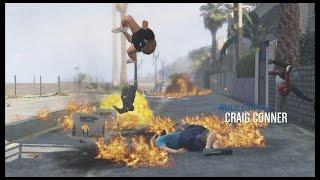 GTA V - Mayhem, Bye