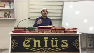 Kadir Gecesi Zemini 6.Nükte Ramazan Risalesi 29 Mek Murat Dursun