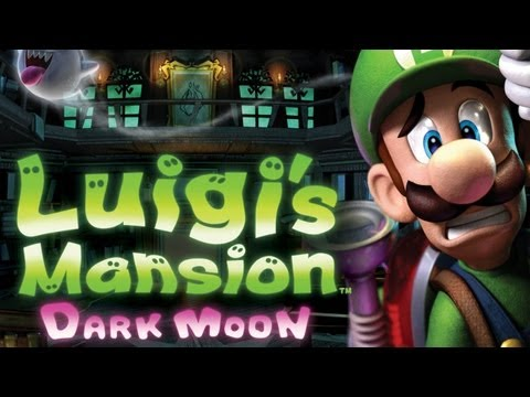 CGR Undertow - LUIGI'S MANSION: DARK MOON review for Nintendo 3DS