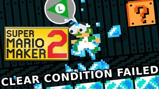 REMEMBER: No One Likes a Troll // ENDLESS SUPER EXPERT [#16] [SUPER MARIO MAKER 2]