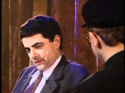 Rowan Atkinson   Interview with Elton John