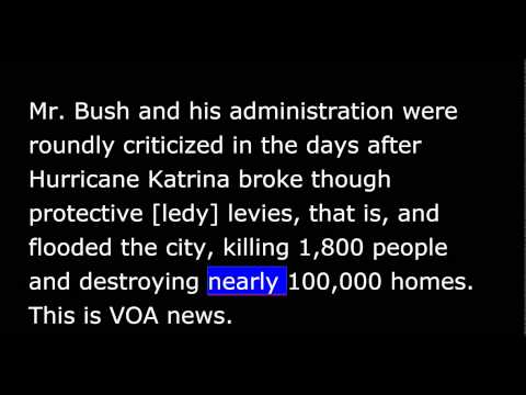 VOA news for Saturday, August 29th, 2015