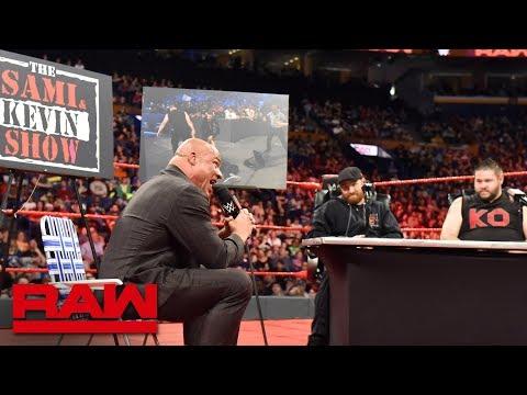 """The Sami & Kevin Show"" premieres: Raw, April 23, 2018 thumbnail"