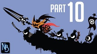 Patapon 3 Walkthrough Part 10 No Commentary (PSP)
