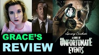 Netflix's A Series of Unfortunate Events Episode 1 REVIEW