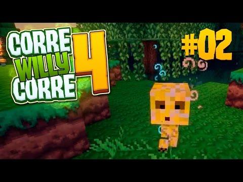 MI PRIMERA MÁSCOTA!! #CorreWillyCorre4 | Episodio 2 | MINECRAFT Mods Serie