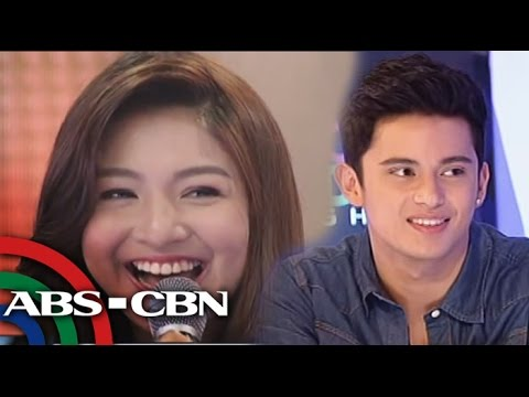 What's the real score between James and Nadine?