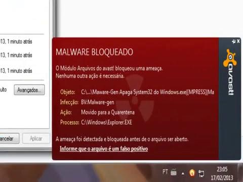 Aprenda como criar um vírus de computador   Malware