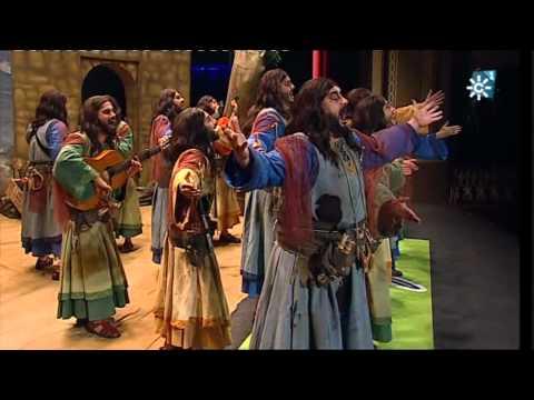 Comparsa - Llamame Jesús \ Actuación Completa SEMIFINALES \ Carnaval 2012