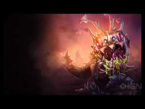 League of Legends: Kog'Maw Spotlight