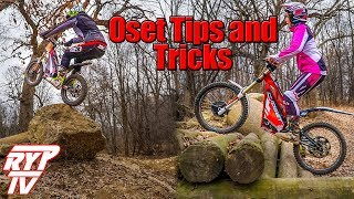 RYP TV: Oset Electric Trials Tips, Tricks, and Fun with Pat and Hannah Smage