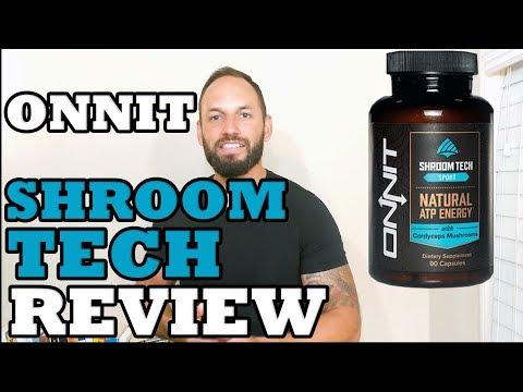 Onnit |Shroom TECH Sport| Joe Rogan Supplement  Review