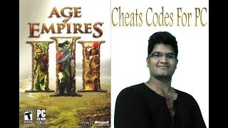 Age of Empires III Cheats Codes For PC || Learn atoz earn