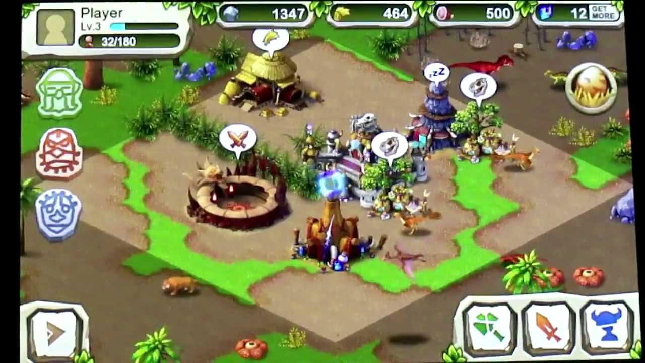 Cheat Dinosaur War Coin999999 dengan Sb.GameHacker - YouTube