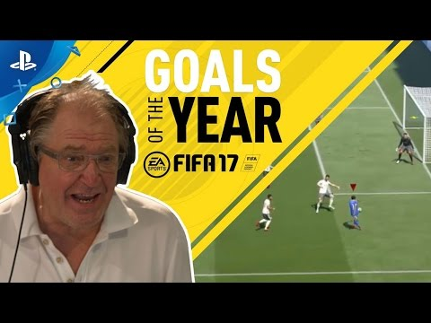 FIFA 17 | Goals of the Year feat. Ray Hudson | PS4, PS3