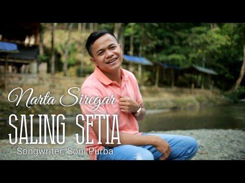 LAGU KARO TERBARU   SALING SETIA   NARTA SIREGAR   ORIGINAL VIDEO MUSIC