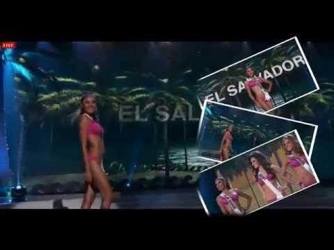 Patricia Murillo - Preliminar Miss Universo 2014/2015 | El Salvador