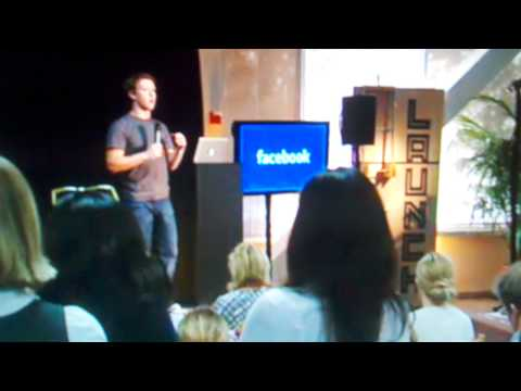 Facebook Places Launch Announced by Mark Zuckerberg