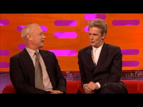 Peter Capaldi on new Doctor Who companion - Graham Norton Show
