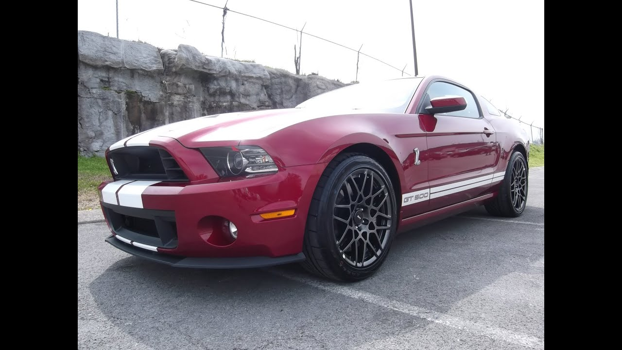 2013 Mustang Track Pack For Sale >> 2013 Shelby Gt500 In Ruby Red | Autos Post
