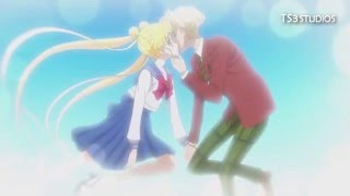 Sailor Moon Crystal 3 - Sailor Uranus kisses Sailor Moon FOR THE SECOND TIME (ENG SUB) (HD)