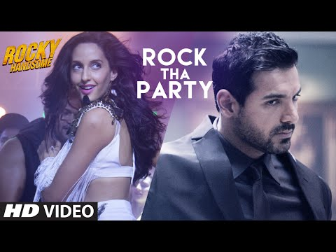 ROCK THE PARTY Video Song | ROCKY HANDSOME | John Abraham, Shruti K. Haasan| BOMBAY ROCKERS