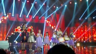 Trao giải thưởng phụ - Chung kết Đồ Rê Mí 2015