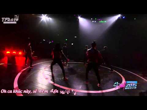 [Vietsub Live] Sổ Tay Rèn Luyện Tuổi Thanh Xuân - TFBOYS [IQIYI AWARD]