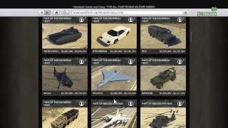 Grand Theft Auto 5 Doomsday Heist!!!
