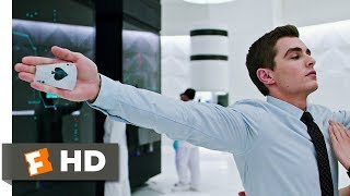 Now You See Me 2 (2016) - Disappearing Card Trick Scene (6/11) | Movieclips