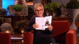Ellen Is Kidding In French