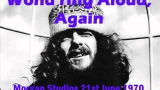 Ian Anderson - Wond'ring Aloud