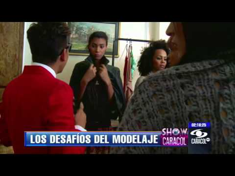 Se revelan concursantes de Colombia's Next Top Model - 9 de enero de 2013